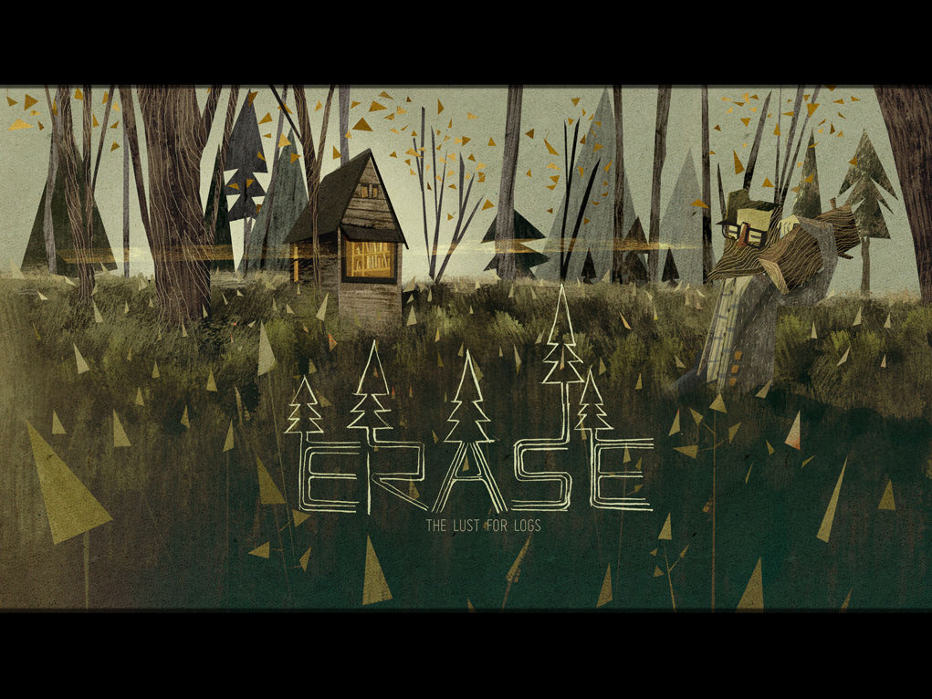 Flickr Photo Download: Erase: The Lust for Logs 1978