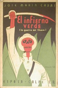 Flickr Photo Download: JOSE MARIN CAÑAS El infierno verde book cover