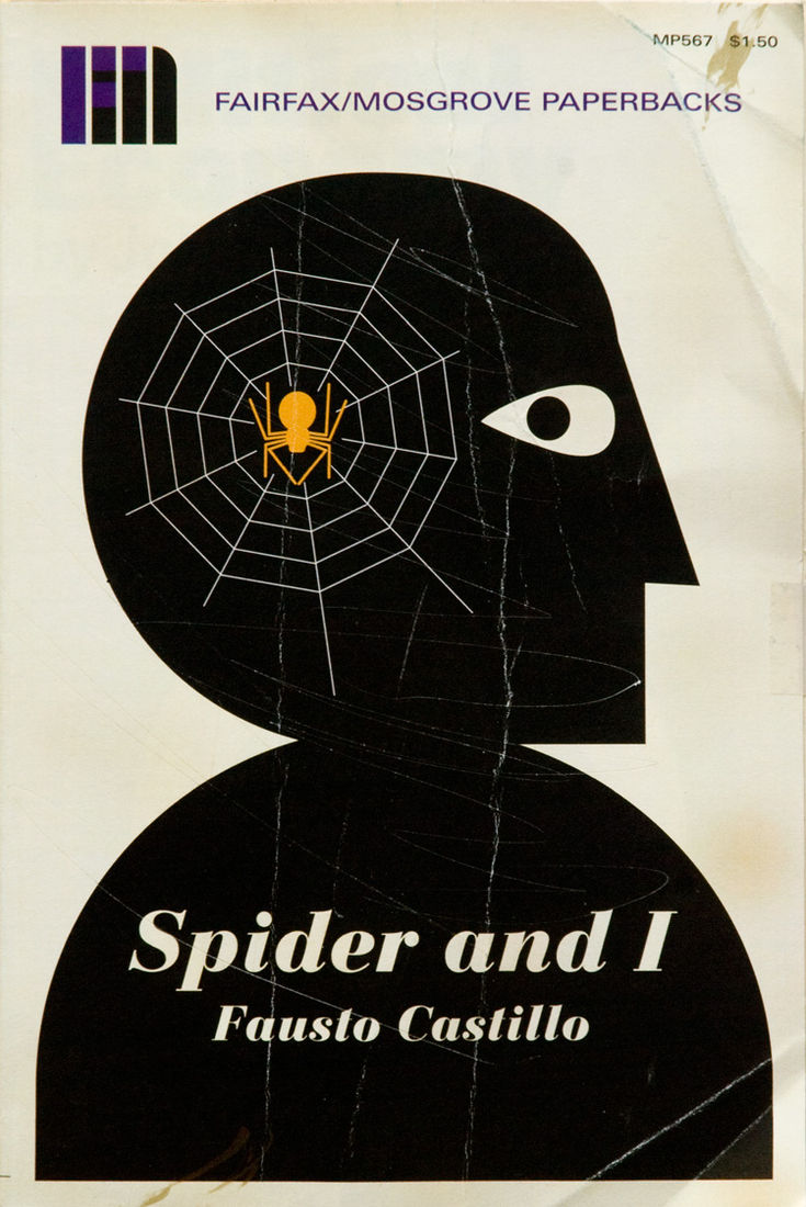 Flickr Photo Download: 01 Julian Montague, cover for Spider and I