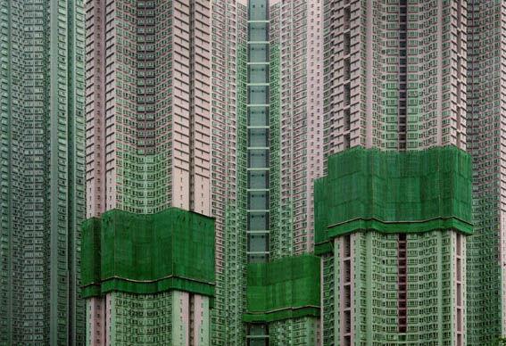 Michael Wolf : Architecture of Density   TrendLand -> Fashion Blog