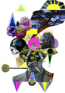 Online ? Cred  Collages, Triangles And Shit