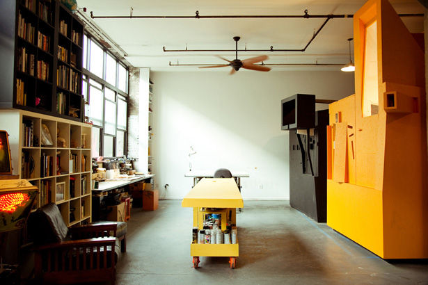 From Me To You - The Architects' Loft in Brooklyn