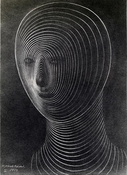 Flickr Photo Download: Pavel Tchelitchew, Head, 1950