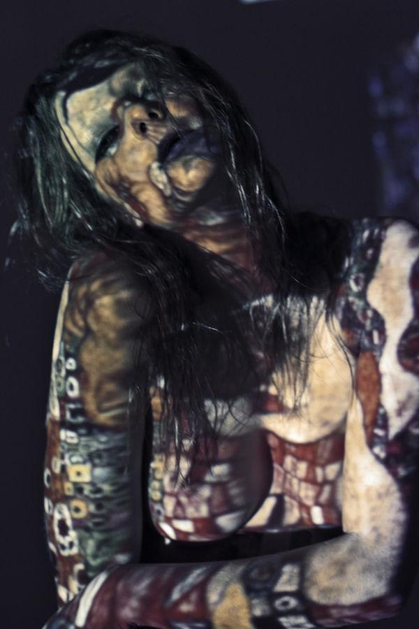 Eniko Mihalik by Derek Kettela - touchpuppet