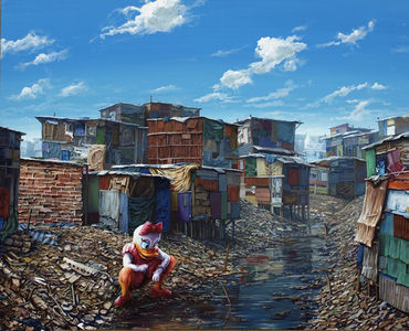Dismayland – Entre Favelas et DisneyLand | Ufunk.net