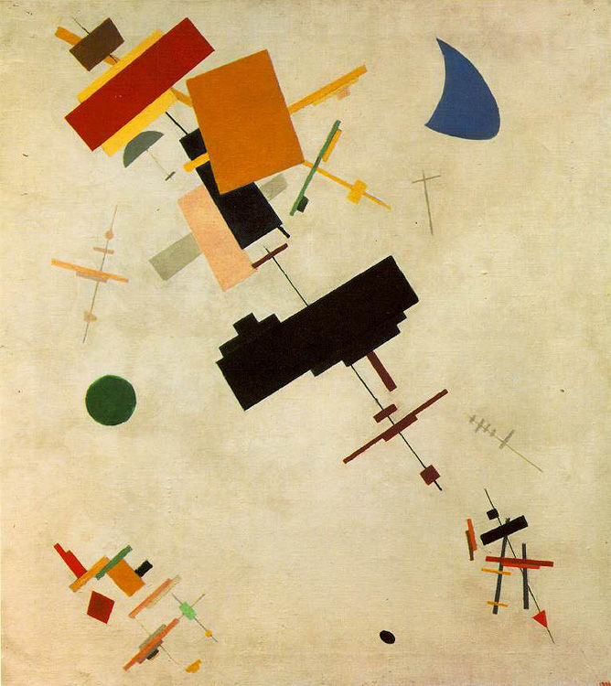 The Constructivists - Kasimir Malevich