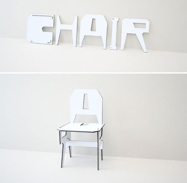 sub-studio design blog: Eric Ku - Chair Chair