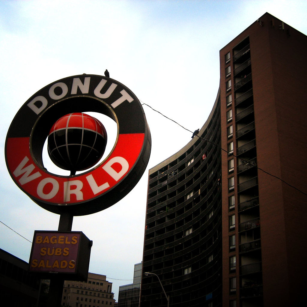 Flickr Photo Download: goodbye, cruel donut world