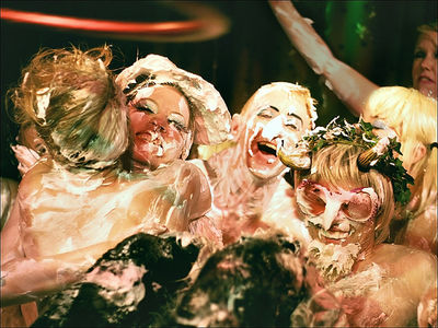 Is That Shaving Cream on Your Face, or are you Just Happy to See Me? on Flickr - Photo Sharing!