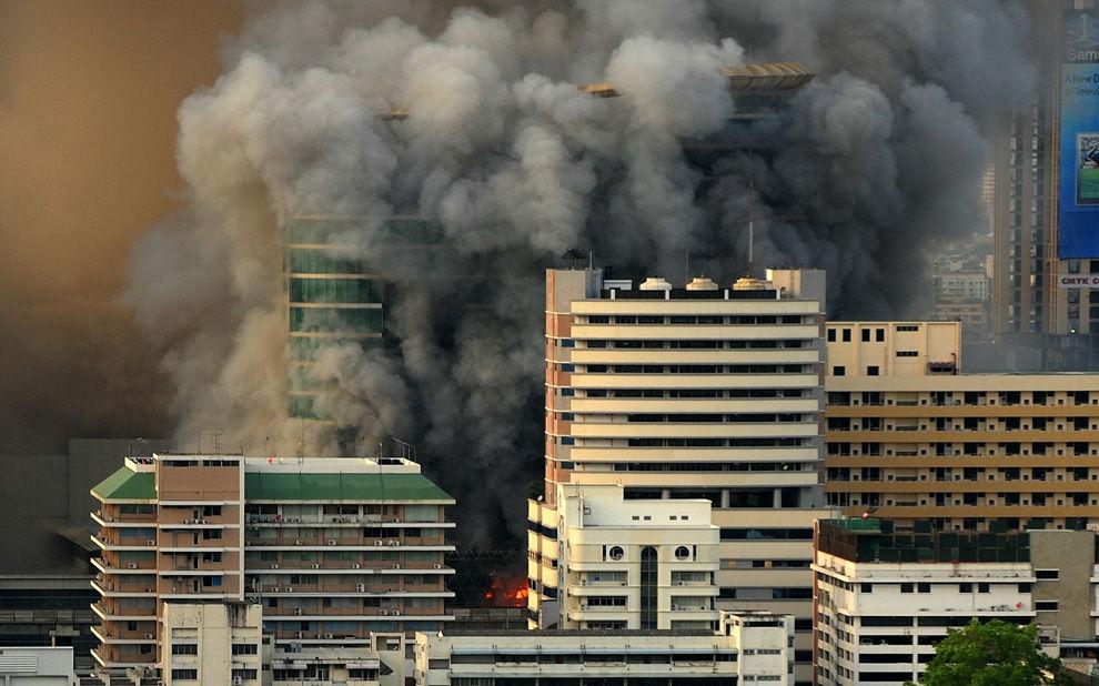 Crackdown in Bangkok - The Big Picture - Boston.com