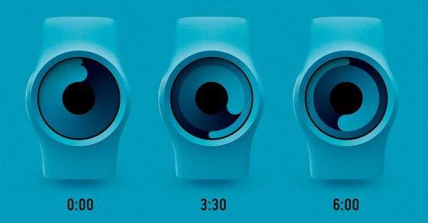 Zero watch concept perfects the minimal timepiece -- Engadget