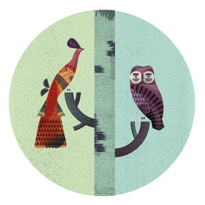 Illustrations by Lotta Nieminen ? AGENT PEKKA