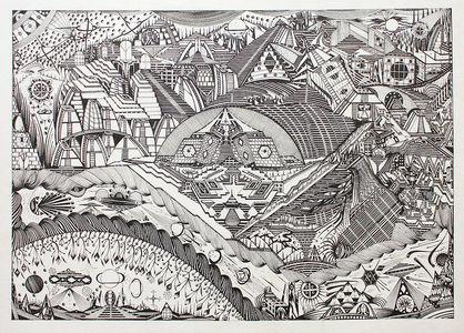 Flickr Photo Download: 06 Alexandro Garcia, Este se llama -  los secretos ocultos, 2008