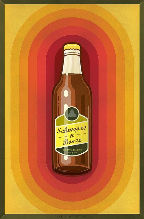 Schmooze n' Booze  Colorcubic