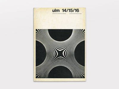 Display | Journal of the Ulm School for Design 14 15 16 | Collection