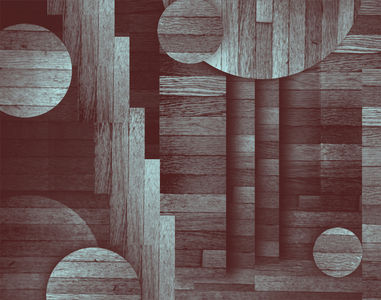Flickr Photo Download: blue wood