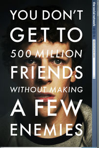 The Social Network – Poster and Teaser « OZONWEB – OZON Magazine