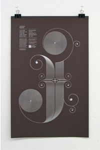 Jessica Hische Poster - FPO: For Print Only