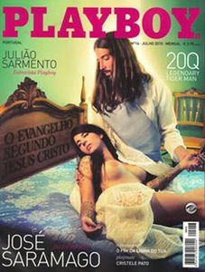 Playboy in Portugal shut down for its 'blasphemous' Jesus photoshoot