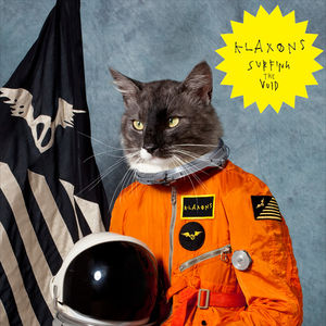 "News | Klaxons' ""Surfing The Void"" Artwork and Tracklist Revealed 