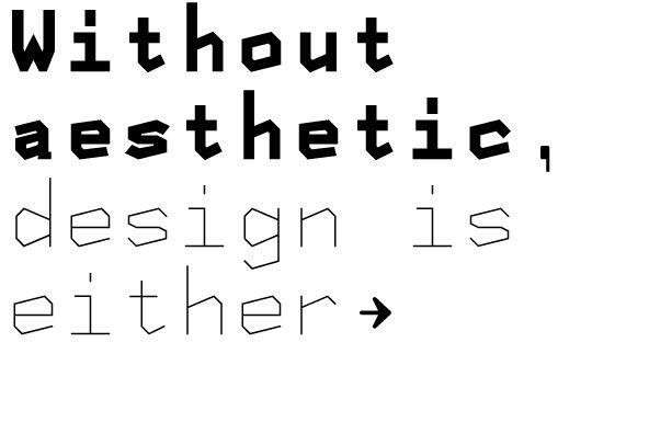Sans Serif | Neue Konstrukteur Square - YouWorkForThem