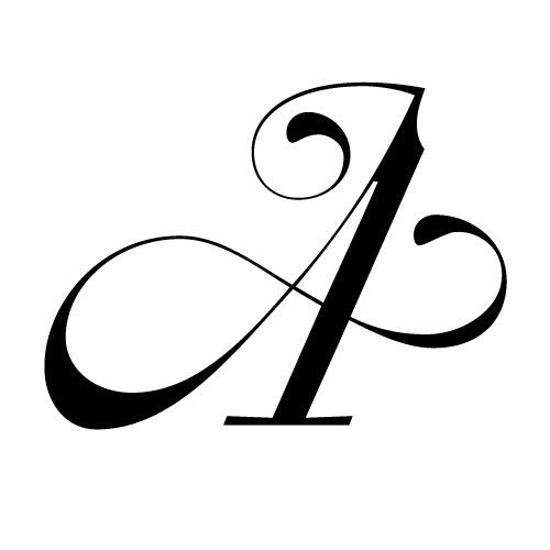 A Letter A Day Project The Behance Network Buamai