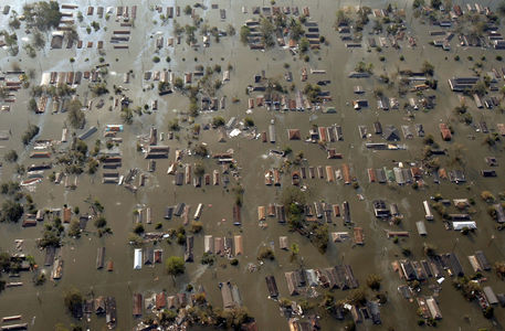 The Frame: Hurricane Katrina five years later