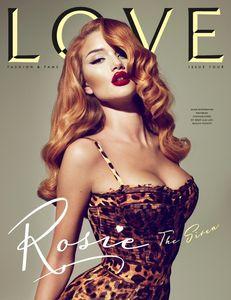 Raffinerie (Love Magazine