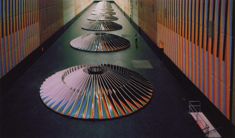 All available sizes | Carlos Cruz-Diez | Flickr - Photo Sharing!