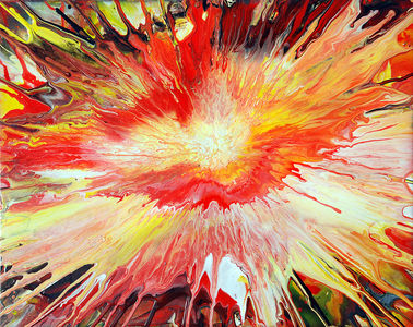 All sizes | Fluid Painting Explosion | Flickr - Photo Sharing!