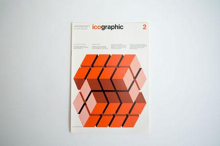 Icographic magazine (1971) – designers books