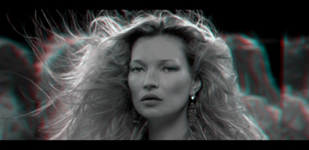 LA76 blog » Kate Moss on world's first 3D fashion film: KM3D-1