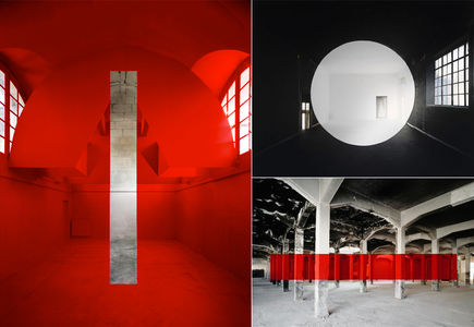 : Georges Rousse