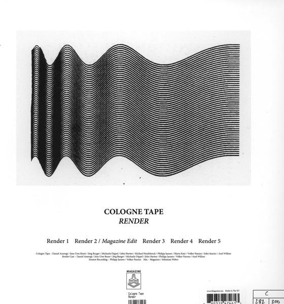 Images for Cologne Tape - Render