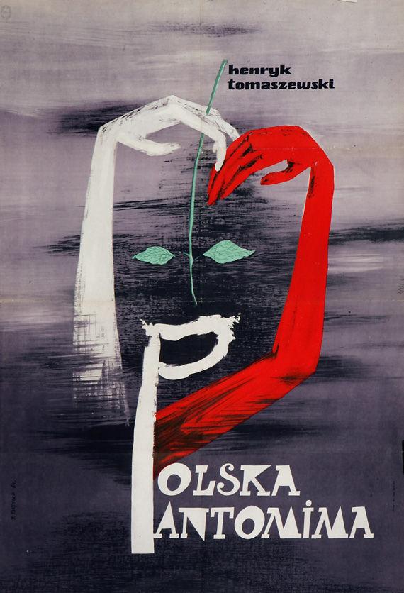 Toutes les tailles | Polska Pantomima, Henryk Tomaszewski, 1964 | Flickr: partage de photos!