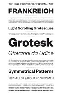 Klim   Retail   Founders Grotesk Samples