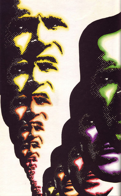 10 La schizophrenie, collage by Cieslewicz (Le Livre de Sante, v.9, 1967) | Flickr - Photo Sharing!