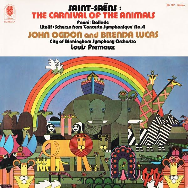 All sizes  05 Cliff Richards, Carnival of the Animals  Flickr - Photo Sharing