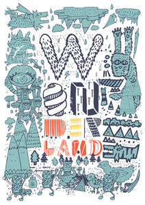 YWFT Wonderland on the Behance Network
