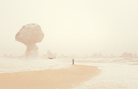 Somewhere in the Middle of Nowhere on the Behance Network