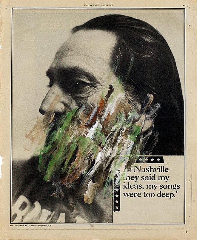 HUH. Magazine - Wes Lang