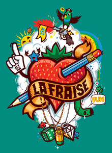 """LoveFraise"" on the Behance Network"