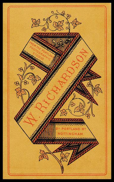 W. Richardson   Sheaff : ephemera