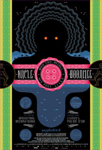 The Fox Is Black » Fantastic 'Uncle Boonmee' Poster by Chris Ware