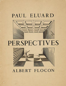 All sizes | 03 Albert Flocon, illus. for Perspectives by Paul Eluard, 1949 cover | Flickr - Photo Sharing!