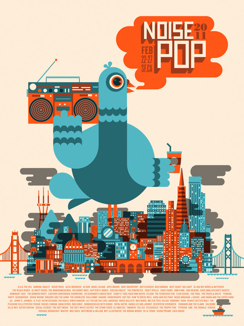 All sizes | Noise Pop 2011 | Flickr - Photo Sharing!