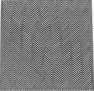 All sizes | bridget_riley_descending_1965_emulsion_on_hardboard_36x36 | Flickr - Photo Sharing!