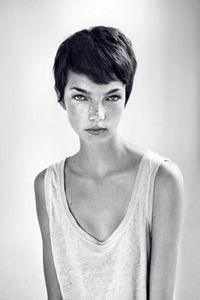 Short cute girl haircuts