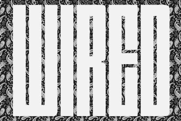 Fonts - Dimensions by Ryoichi Tsunekawa - YouWorkForThem