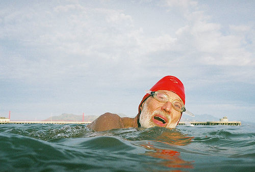 dolphin club swimmer on Flickr - Photo Sharing!